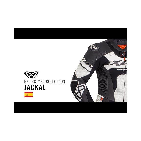 JACKAL BLACK/WHITE