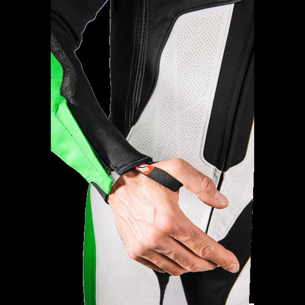 VENDETTA EVO BLACK/WHITE/GREEN